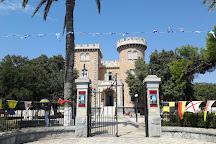 Bellinis Tower Museum, Alinda, Greece