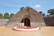 King's Palace Museum, Butare, Rwanda