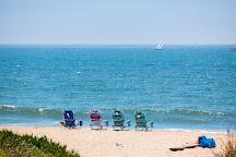 Half Moon Bay State Beach, Half Moon Bay, United States