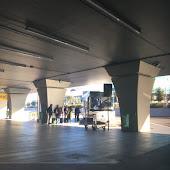 Автобусная станция   Fiumicino   Airport