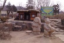 Gangchon Rail Park, Chuncheon, South Korea