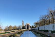 Cambridge American Cemetery and Memorial, Cambridge, United Kingdom