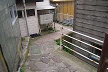 Stairs National Highway, Sotogahama-machi, Japan