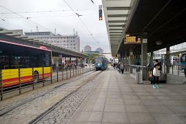 Автобусная станция   Wrocław Wroclaw Plac Grunwaldzki