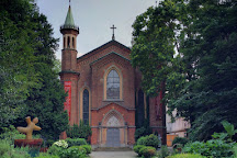 Protestant Chiesa Cristiana in Milan, Milan, Italy