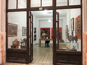 Víctor Delfín Galería 0