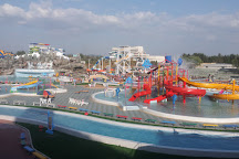 Munsu Water Park, Pyongyang, North Korea