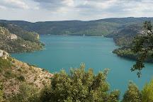 Lac D'esparron, Esparron de Verdon, France