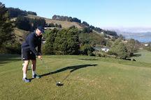 Port Chalmers Golf Club, Sawyers Bay, New Zealand
