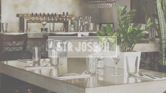 Pub Sir Joseph