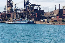 Soo Locks Boat Tours, Sault Ste. Marie, United States