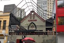 Mundo Pensante, Sao Paulo, Brazil