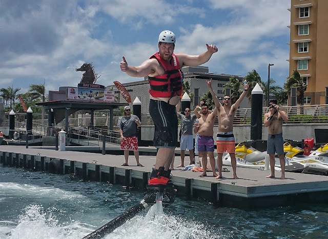 Flyboarding Puerto Rico