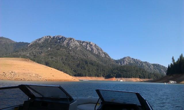 Shasta Lake Houseboat Sales