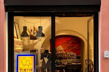 Art and Office - Tintin and Comics, Rome, Italy