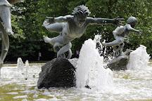 Joy of Life Fountain, London, United Kingdom