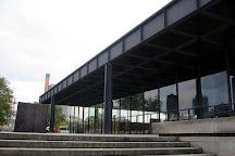 Neue Nationalgalerie, Berlin, Germany