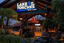 Lake of the Torches Casino, Lac du Flambeau, United States