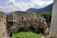 The Old Castle on Konjiška Mountain, Slovenske Konjice, Slovenia