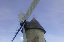 Le Moulin a Eau de Chez Bret, Jonzac, France