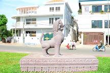 Independence Monument, Phnom Penh, Cambodia