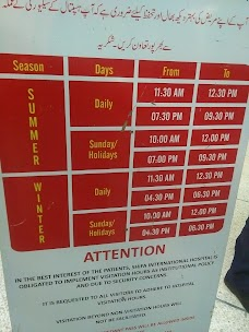 Shifa Emergency Care Centre islamabad