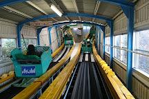 Sumaura Sanjo Amusement Park, Kobe, Japan