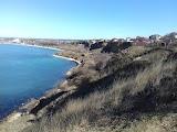 Дикий пляж Учкуевка