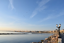 Pane e Pomodoro Beach, Bari, Italy