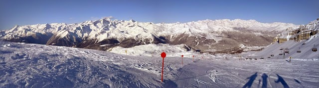 From Madonna of Campiglio, from Campo Carlo Magno in Grostè (Cable Way)
