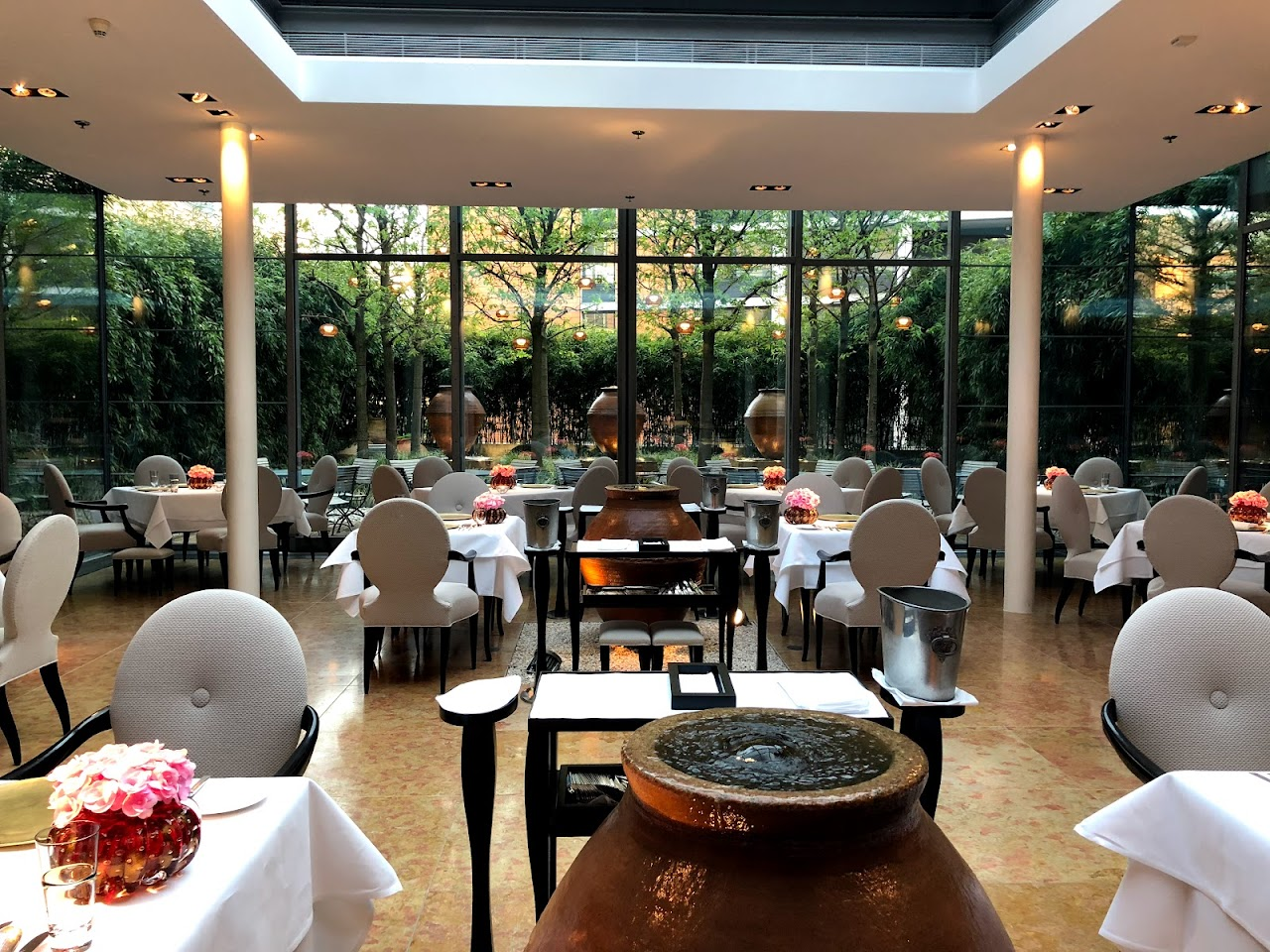 facil at the mandala hotel best restaurants firstguide. Black Bedroom Furniture Sets. Home Design Ideas