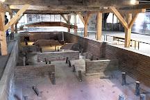 La Grande Saline - Musée du Sel, Salins-les-Bains, France