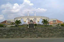 Central Java Grand Mosque, Semarang, Indonesia
