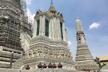 Temple Of Dawn (Wat Arun), Bangkok, Thailand