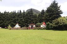 Parque Central de Juayua, Juayua, El Salvador