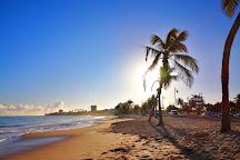 Playa Ocean Park, San Juan, Puerto Rico