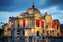 Palacio de Bellas Artes, Mexico City, Mexico