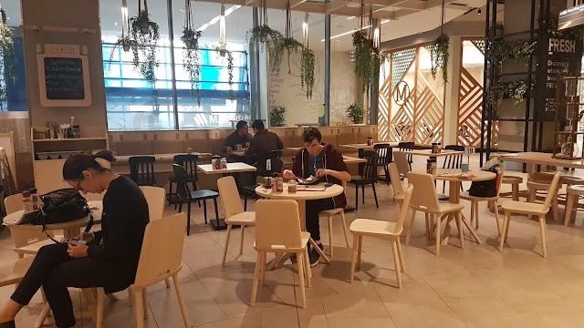 Leaf Cafe & Co Top Ryde