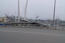 Golden Bridge, Vladivostok, Russia