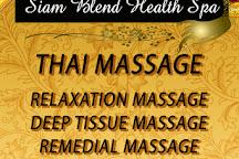 Siam Blend Health Spa, Brisbane, Australia