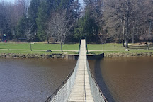 Croswell Swinging Bridge, Croswell, United States