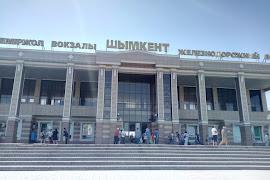 Железнодорожная станция  Shymkent
