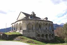 Chiesetta di Crego, Premia, Italy