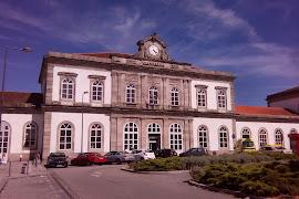 Железнодорожная станция  Porto   Campanha