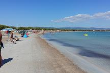 Spiaggia Porto Pino, Sant'Anna Arresi, Italy