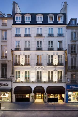 Hotel Pulitzer Paris