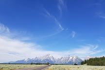 Potholes Turnout, Grand Teton National Park, United States