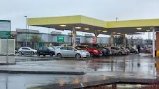 Morrisons Petrol Station york