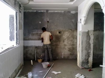 House Renovation @ EMES Engineering