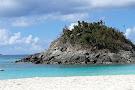 Trunk Bay Beach
